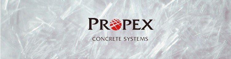 Альтернатива стальной сетке фиброволокно Propex