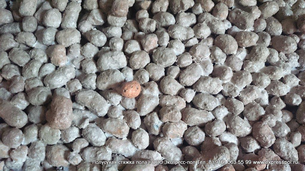 Керамзитобетон, базовая основа для стяжки
