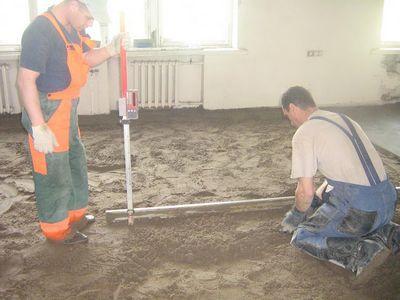 Вакансии Укладчик стяжки, шлифовщик бетона, стяжки, отделочник