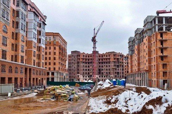 Жилой комплекс Пятницкие кварталы