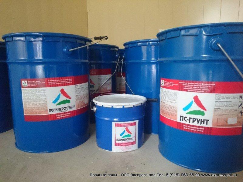 полиуретан наливной пол