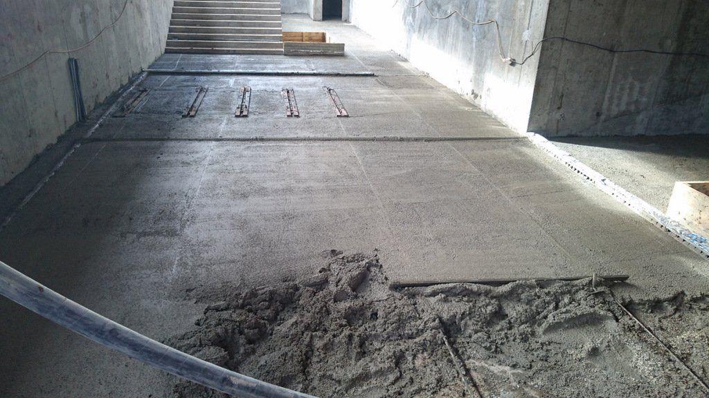 Полистиролбетон — разновидность лёгкого бетона