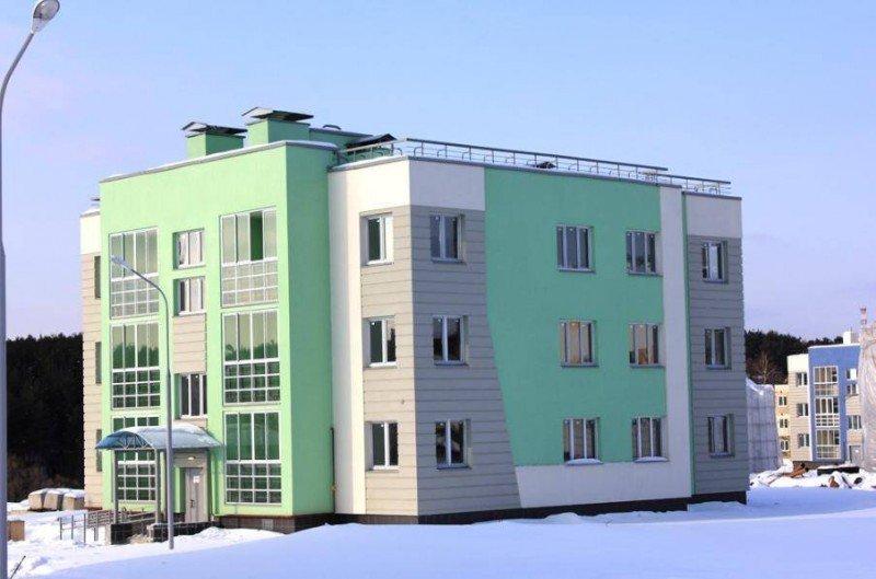 Жилой комплекс «Новое Нахабино» расположен в 23 км от МКАД по Новорижскому шоссе.