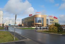 Тобольск Торговый центр выравнивание пола