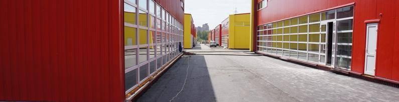 Складские и торговые помещения, устройство стяжки