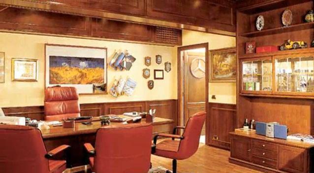 Рабочий кабинет, ремонт и дизайн проект