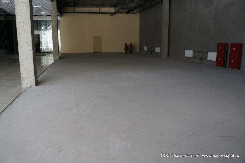 Професиональная укладка плитки в торговом центре