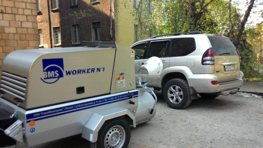 Новое оборудование BMS Worker