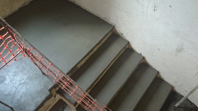 ступени и лестницы с подготовкой