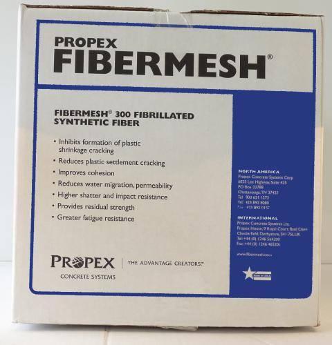 Propex фиброволокно для стяжки пола