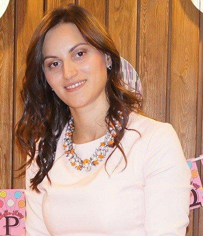 Тарлева Людмила
