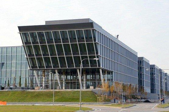 Офисный центр Comciti в Румянцево