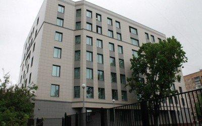 Здание Измайловского суда — начало работ