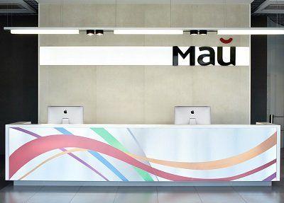Реконструкция полов в офисе компании «МАЙ»