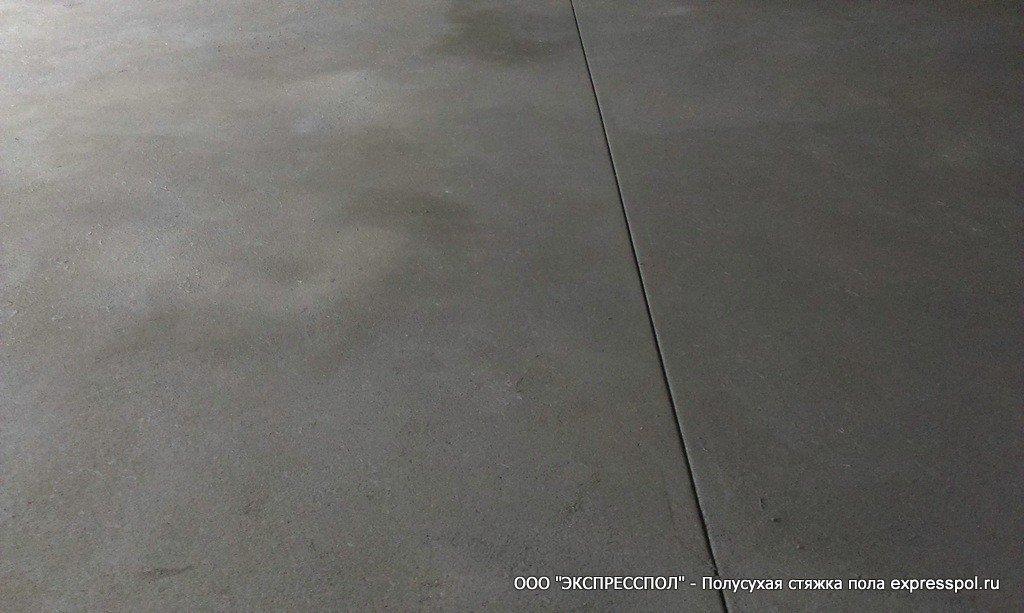 стяжка пола в таунхаусе