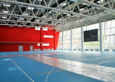 Общественно-спортивный центр городка ОМОН в Строгино