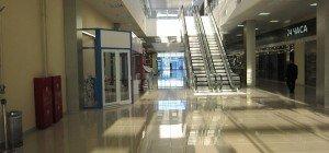 Торговый центр, Каштановая роща