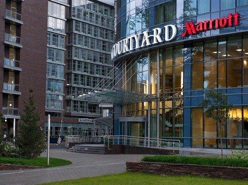 OTEL marriott гостиница Vivaldi Plaza