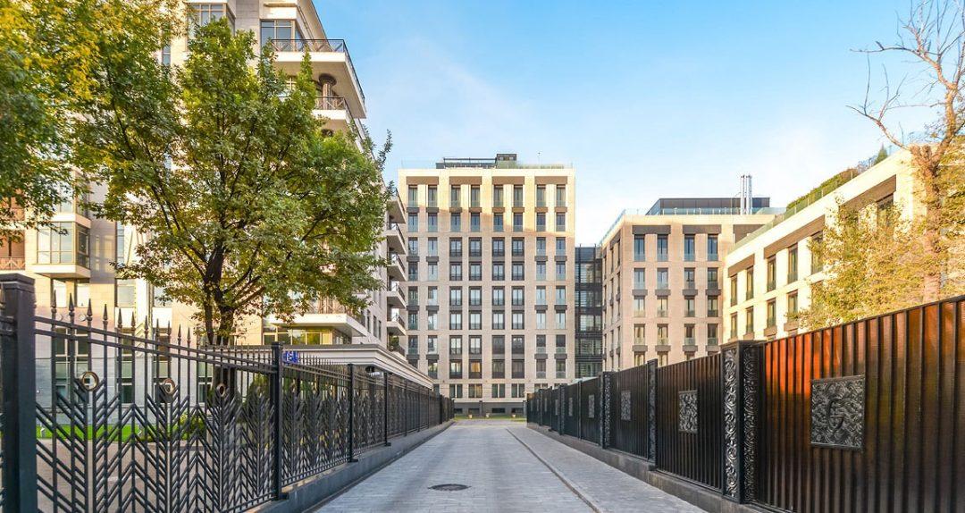 Элитный жилой комплекс премиум класса. «Гранатный 6»