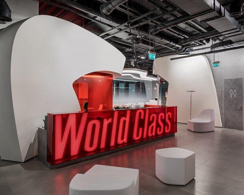 Фитнес центр – World Class