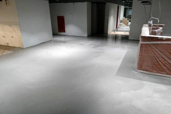 Loft Ardex наливной пол, декоративный пол, наливной пол для офиса