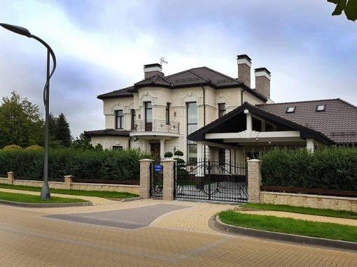 Загородный дом Millennium Park