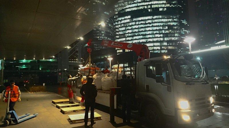 Строительство и отделка офиса Мэрии Москвы