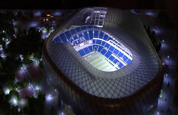 Стадион Динамо VTB Arena Park