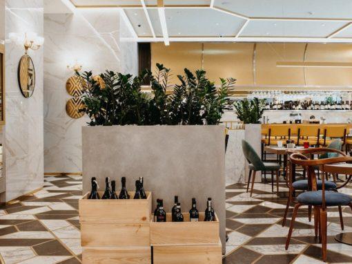 Азбука Вкуса — Кафе АВ Бистро