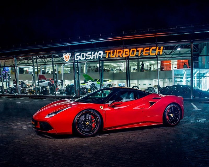 GoshaTurboTech – автосервис и тюнинг центр авто