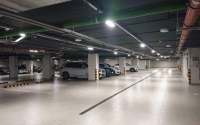 Плитка лучшее покрытие для паркинга