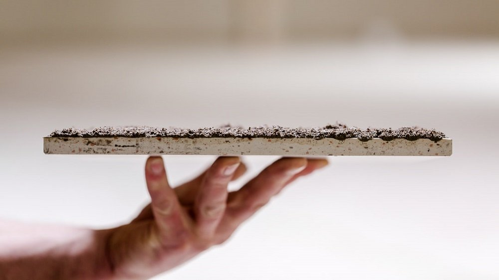 Промышленная укладка плитки — Виброукладка