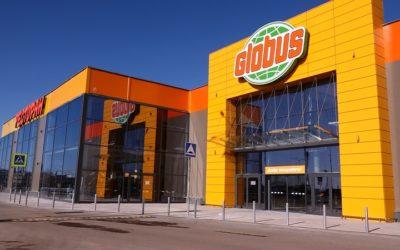 Строительство – Торговый центр «Глобус» Медведково