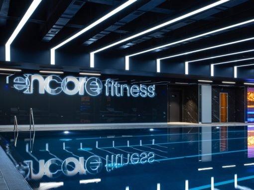 Строительство Фитнес-клуб Encore на Ходынке