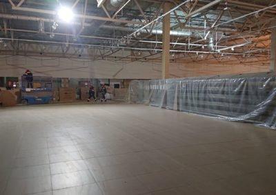 Строительство гипермаркетов Глобус
