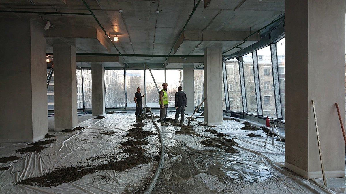 Строительство ЖК «Level» Стрешнево – объект бизнес-класса